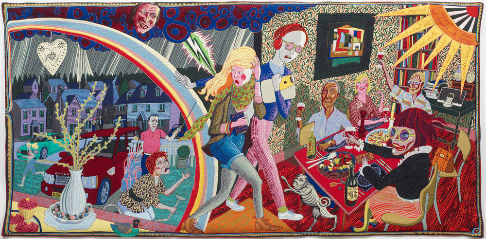 Review of Grayson Perry at the Pera Museum