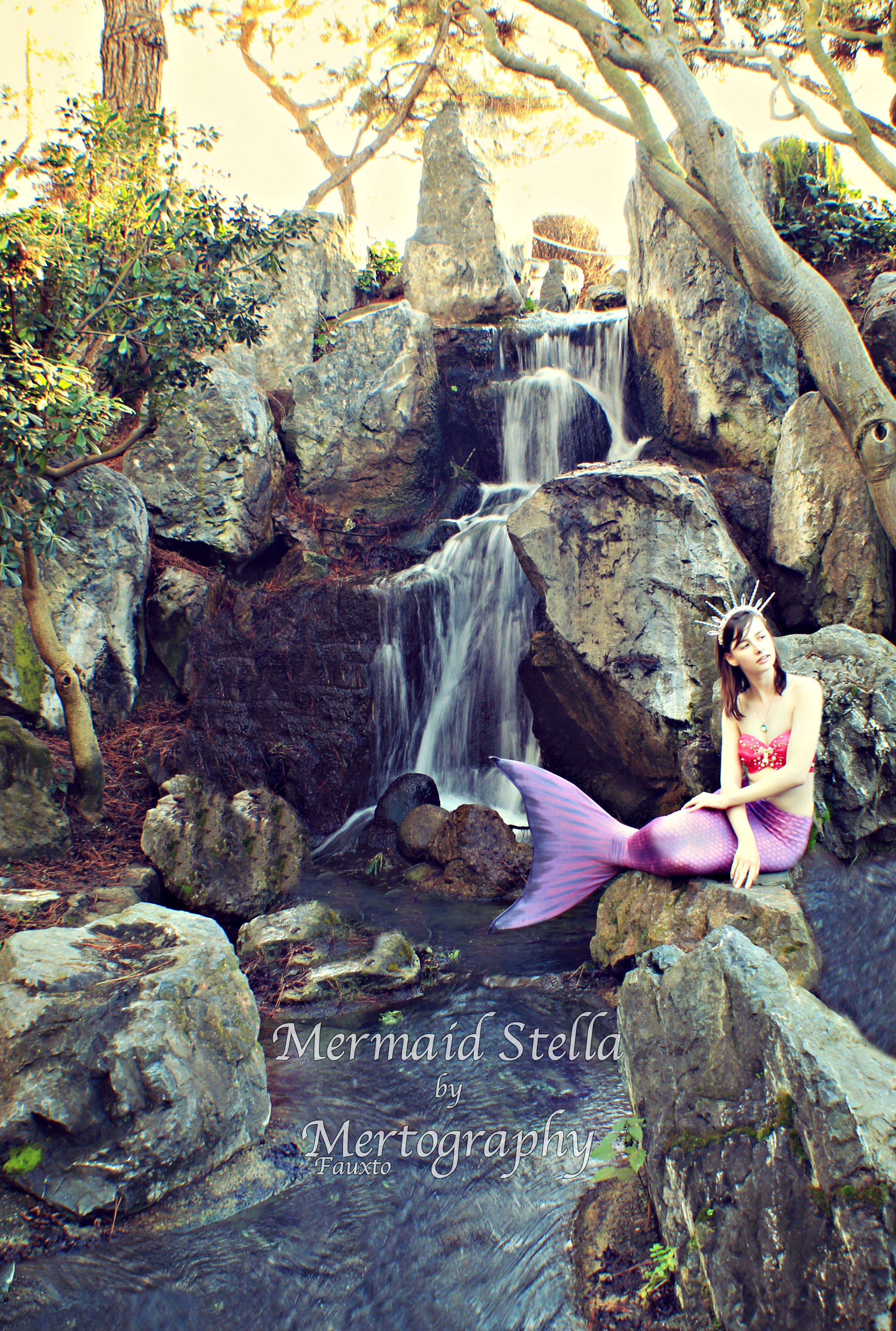 Mermaid Stella Beginning Her Style Me A Siren Coaching and Mertography Fauxto Session