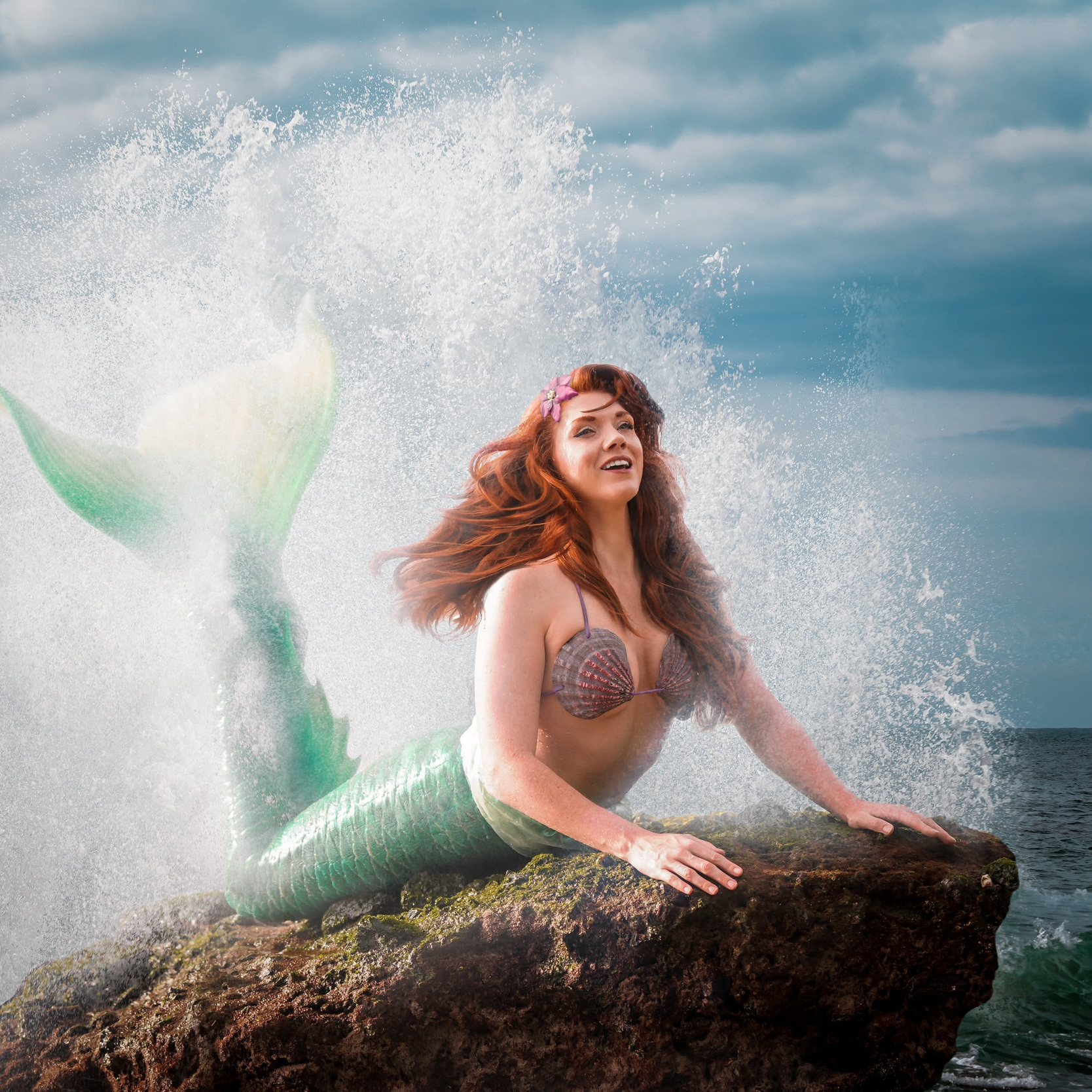 The Little Mermaid Or Original Character Princess Leira