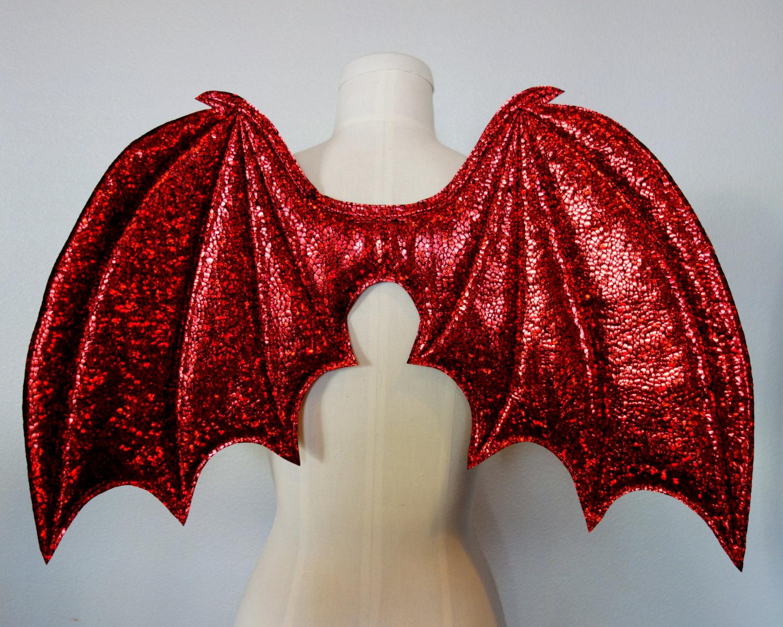 Red Devil wings