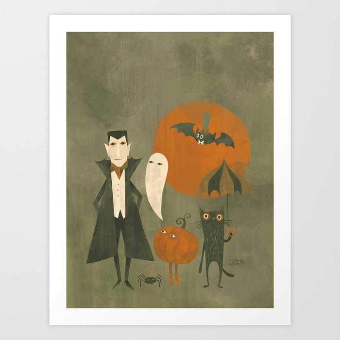 Soon Halloween by Greg Abbott
