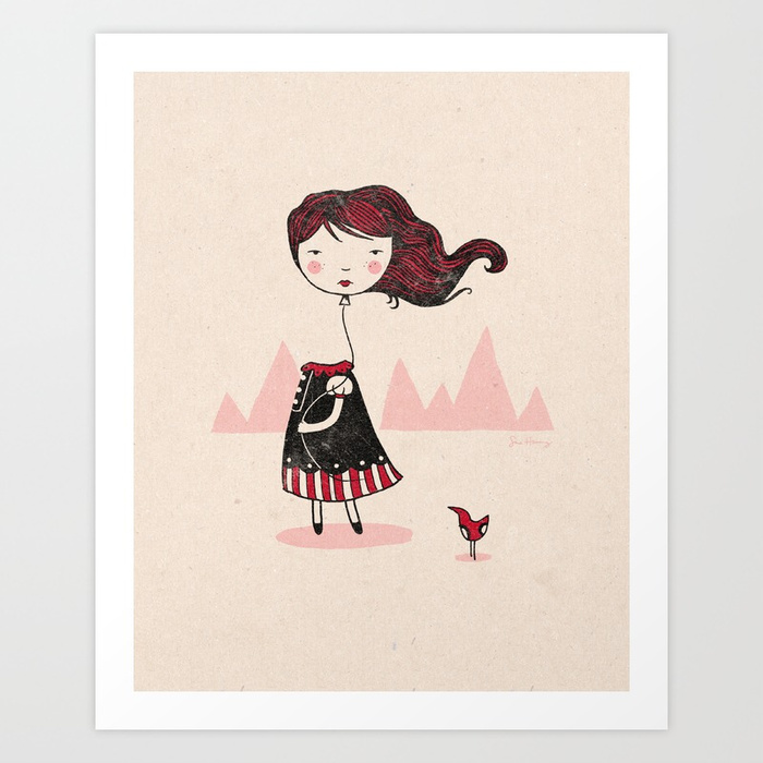 - HEAD Parade In RED print