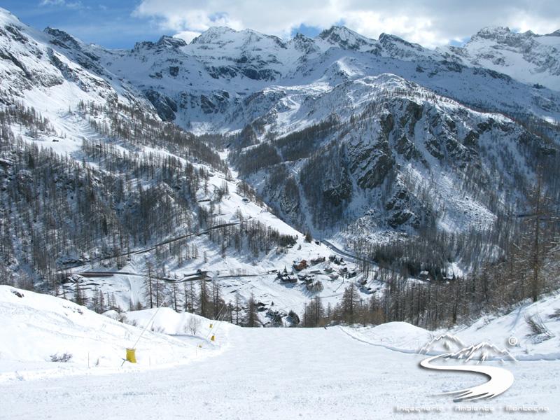 ALWAYS TOP FRESH SNOW -