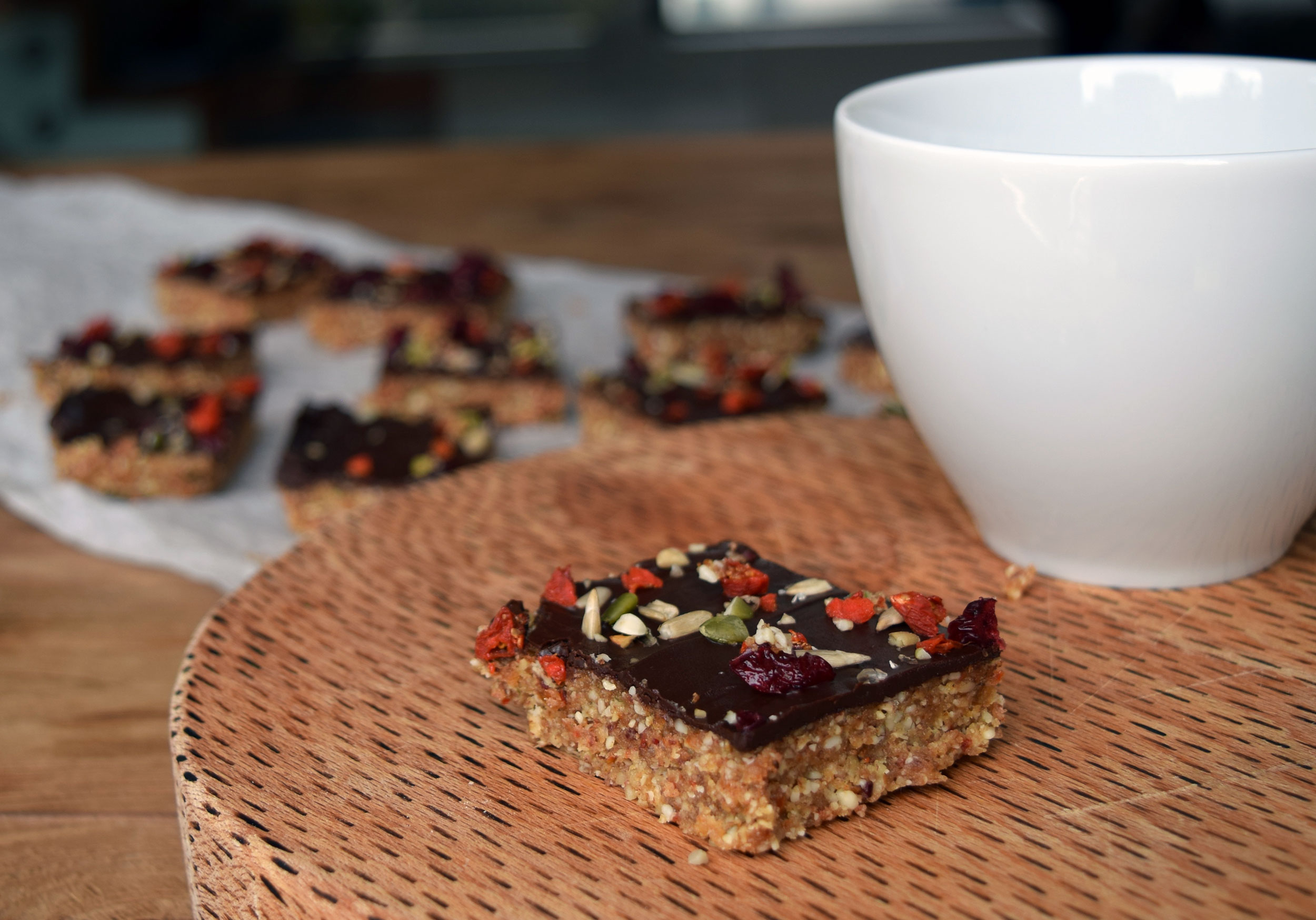 Nutty Energy Bars