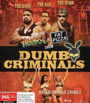 DUMB CRIMINALS 2015