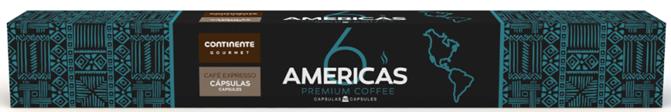 AMERICAS COFFEE GOURMET  CNT  10CAP