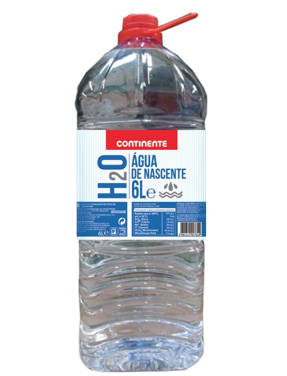 STILL  WATER CONTINENTE  6LT