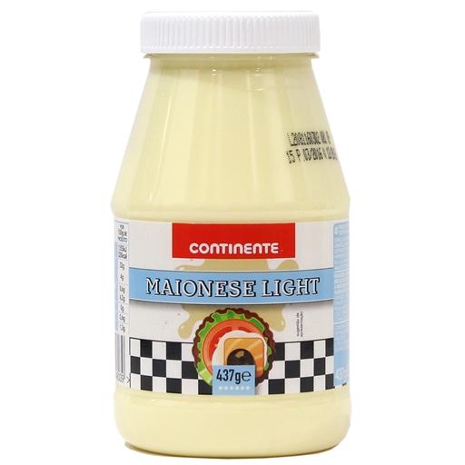 LIGHT  MAYONNAISE CONTINENTE  450ML