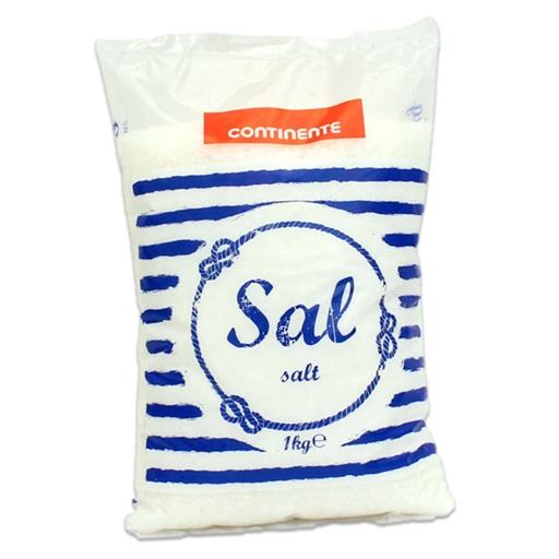 SEA  SALT  CONTINENTE 1KG