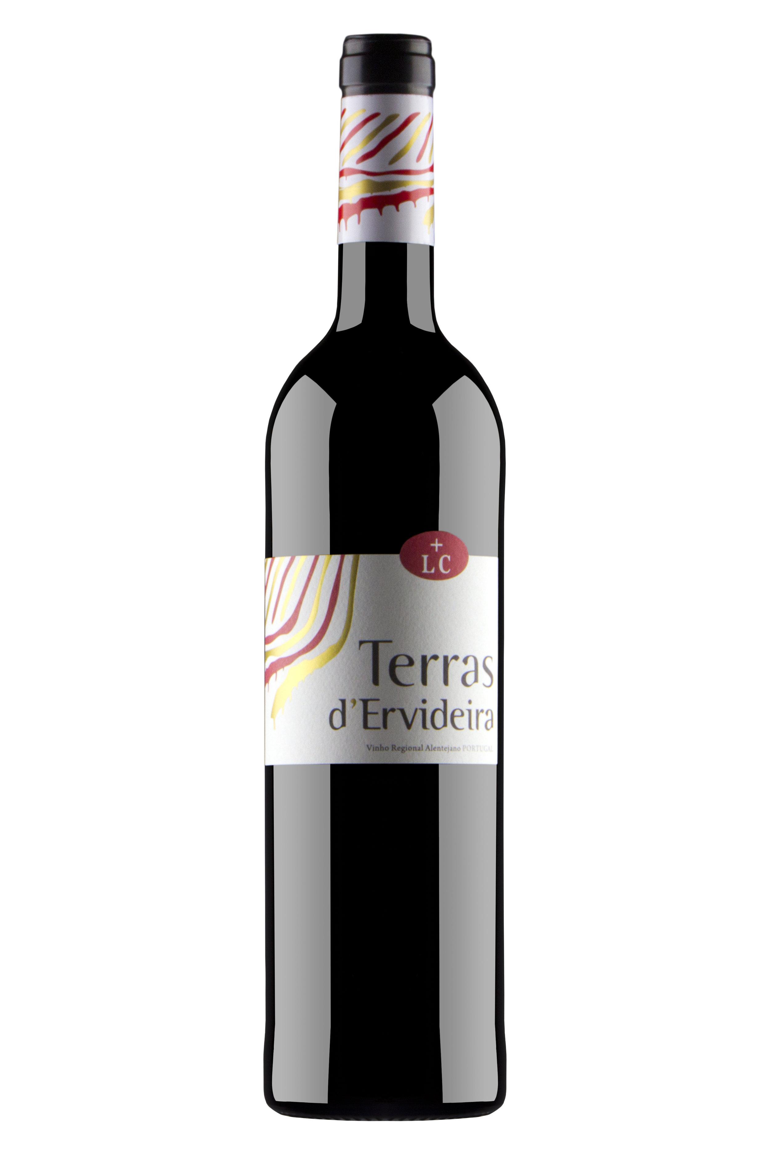 Copy of TERRAS DE ERVIDEIRA RED