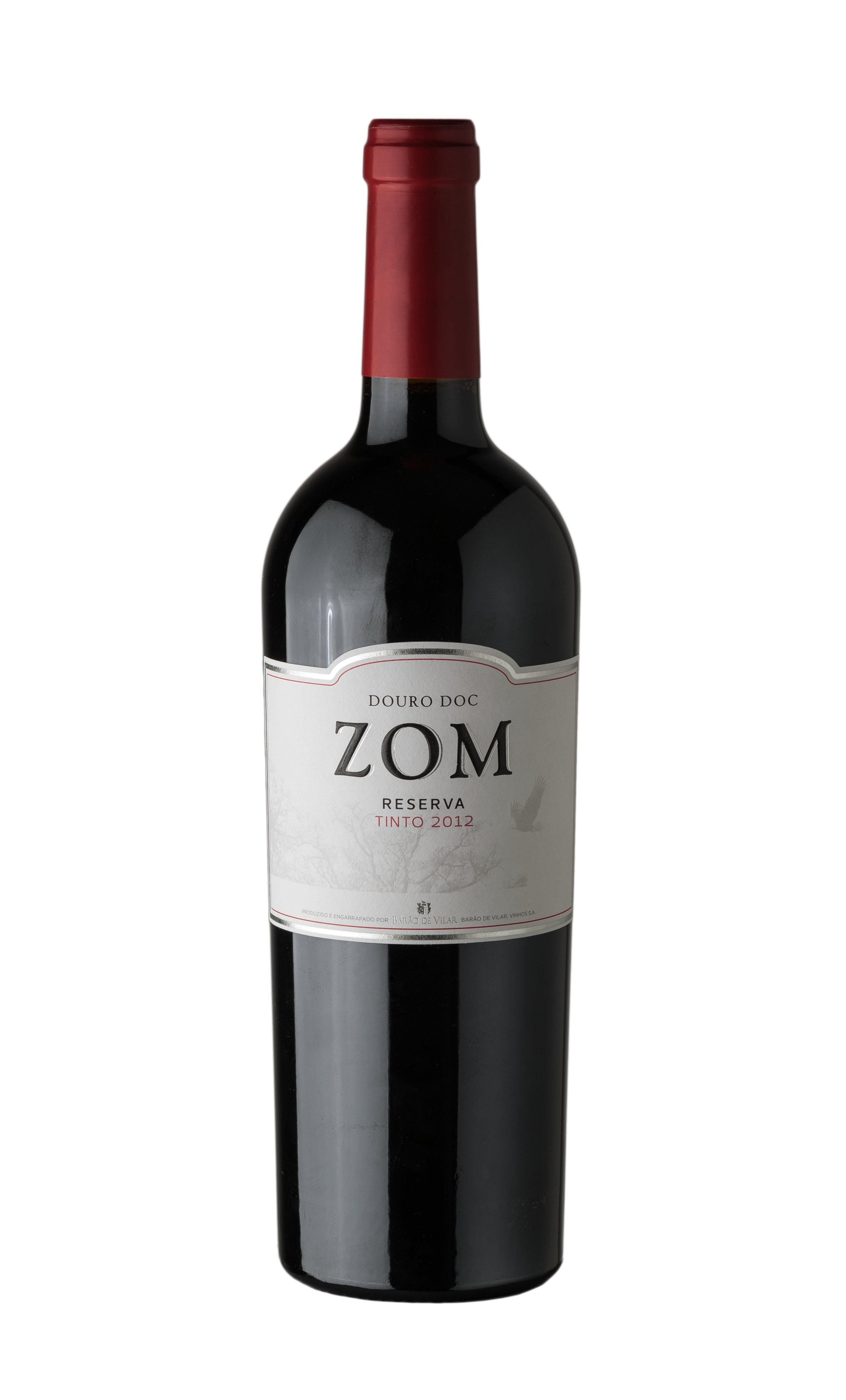 Copy of ZOM RESERVA  RED