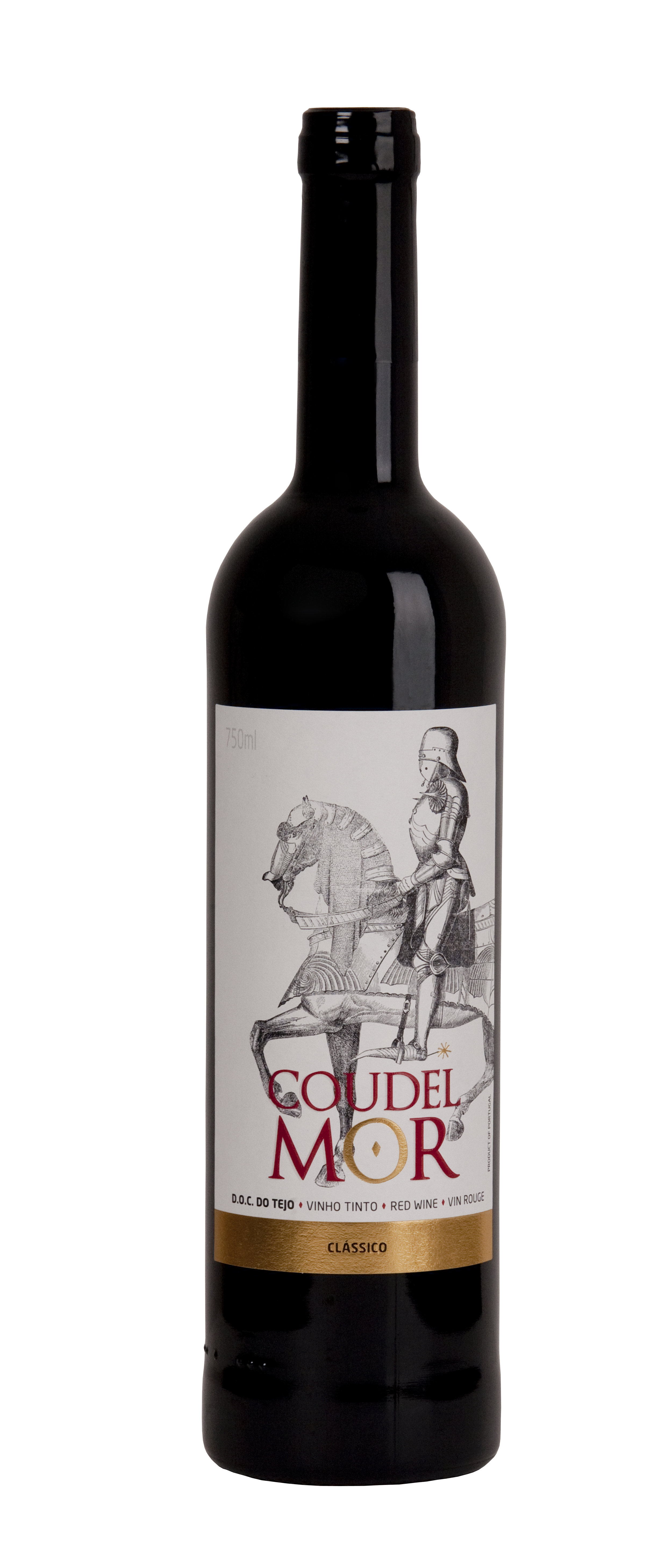 Copy of COUDEL MOR CLASSIC RED