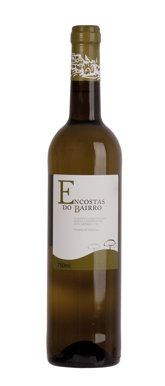 ENCOSTAS DO BAIRRO White