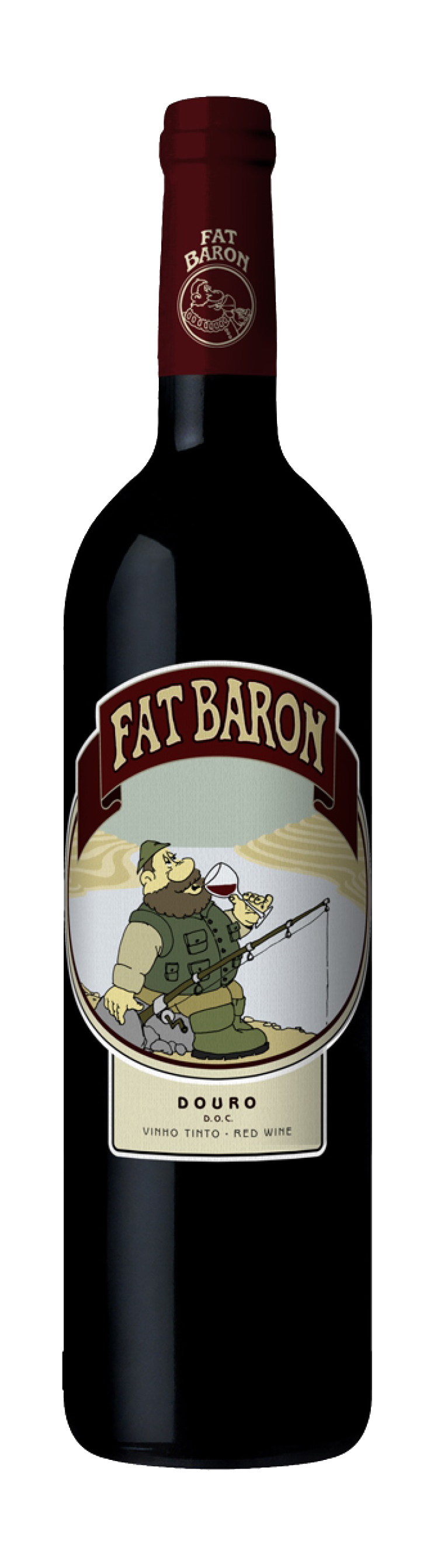 Copy of FAT BARON RED