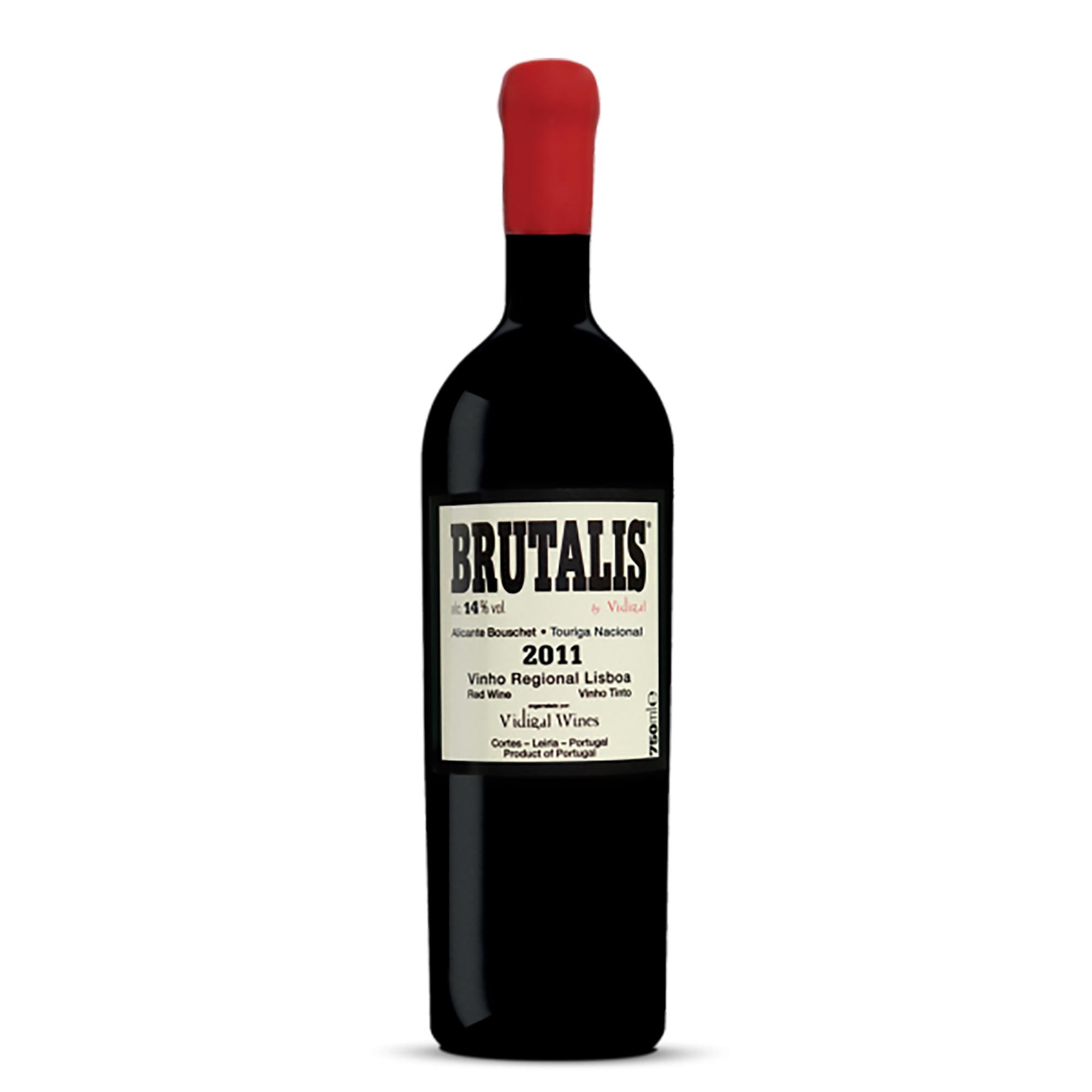 Copy of BRUTALIS RED