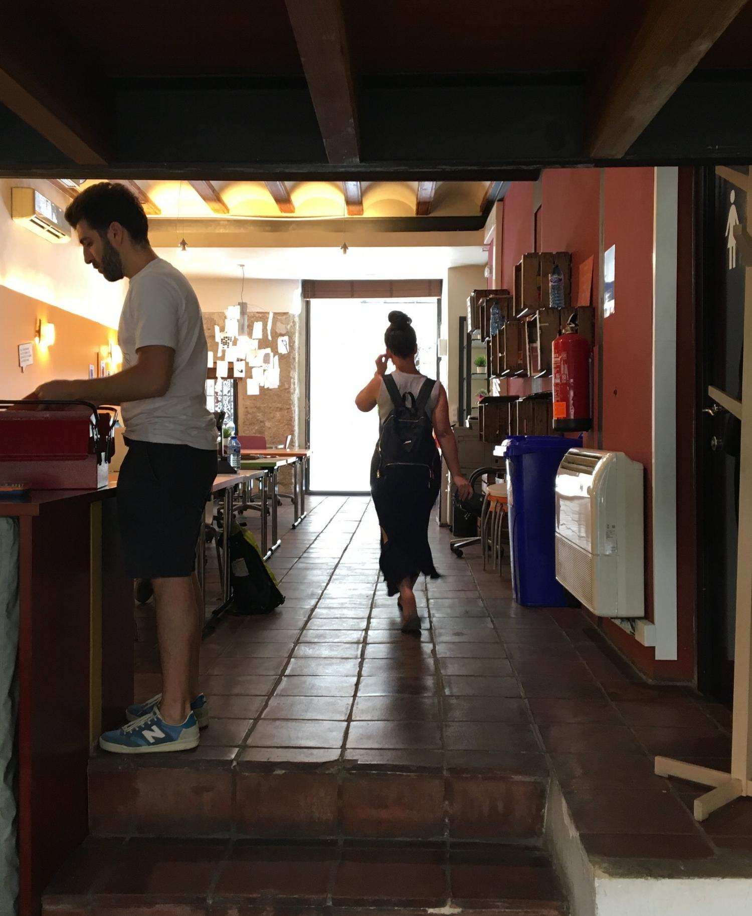 Wayco co-working space - alencia, Spain