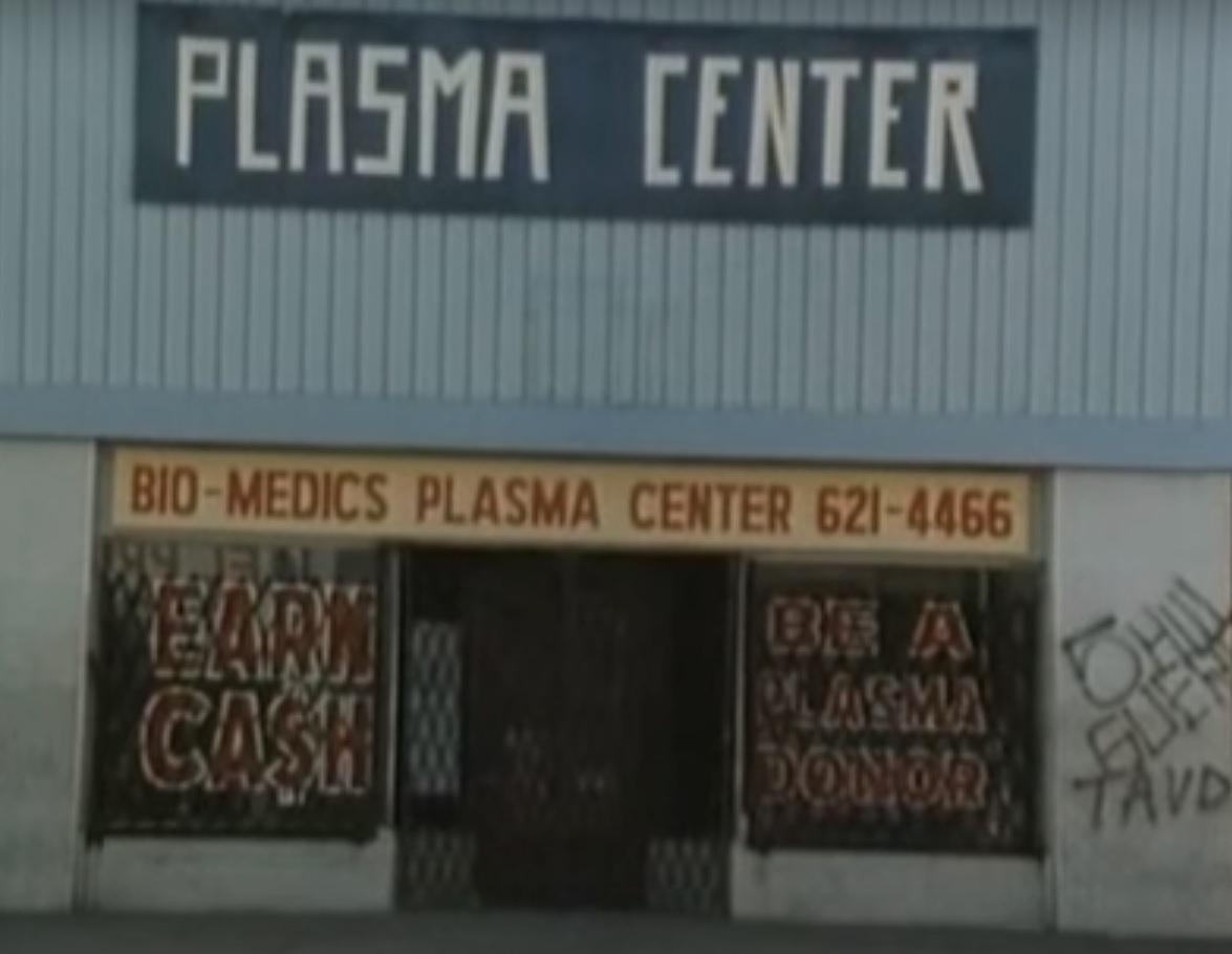 Image Source: Bad Blood 1985