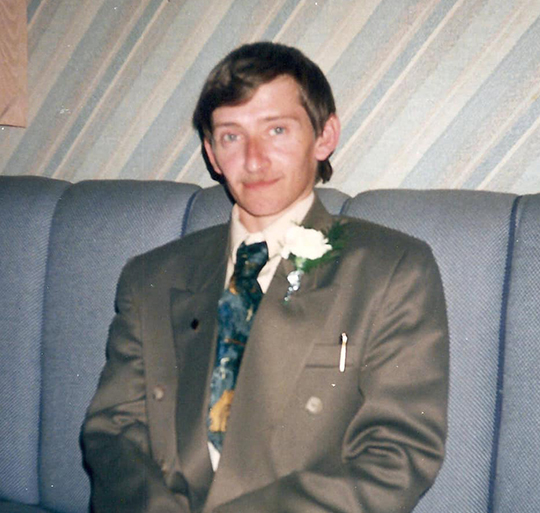 Trevor Orwin , died 6th June 1996 aged 37 from AIDS.
