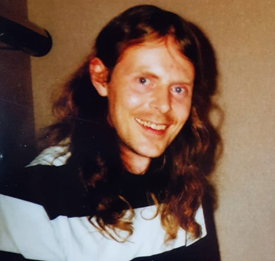 David Hatton , died on 22nd April 1998 aged 41 from Hep C and AIDS.