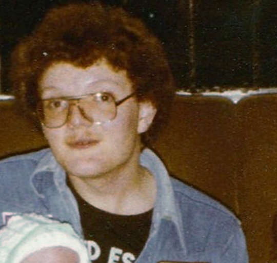 David Stephen Tomkinson , died in 1987 aged 28 from HIV AIDS.