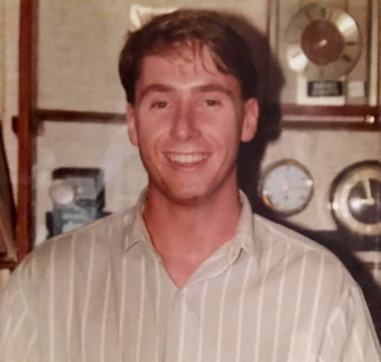 Angus Stewart , died on 28th December 2013 aged 47.