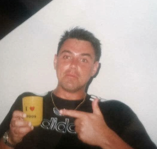 John Louis Daly , died on 18th September 2007 aged 42 from Hep C.
