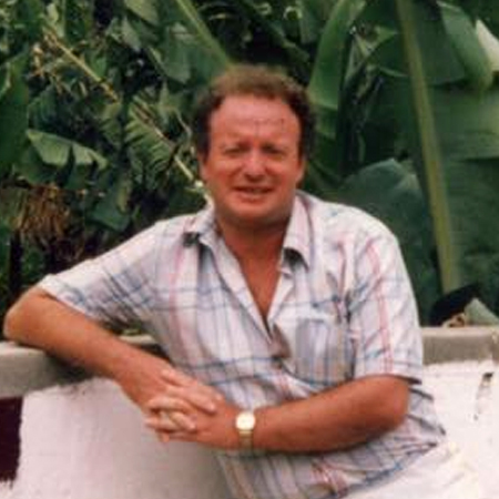 Brian Brierley , died in 1991 aged 49 from HIV.