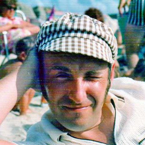Jack Edwards , died on 5th September 1985 aged 47.