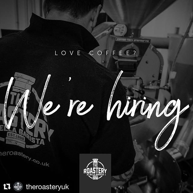 A great opportunity to come and work here at beautiful Nene Court!  #Repost @theroasteryuk ・・・ Do you love coffee as much as we do? We are looking for a enthusiastic coffee lover to join The Roastery Team and help us select, roast and supply the very best coffee to our customers.  The newest member of our team will get to experience every part of the business - from Roasting to dispatching and everything in-between.  Full training will be given. Salary depending on experience.  Please email contact@theroastery.co.uk With your CV to apply.