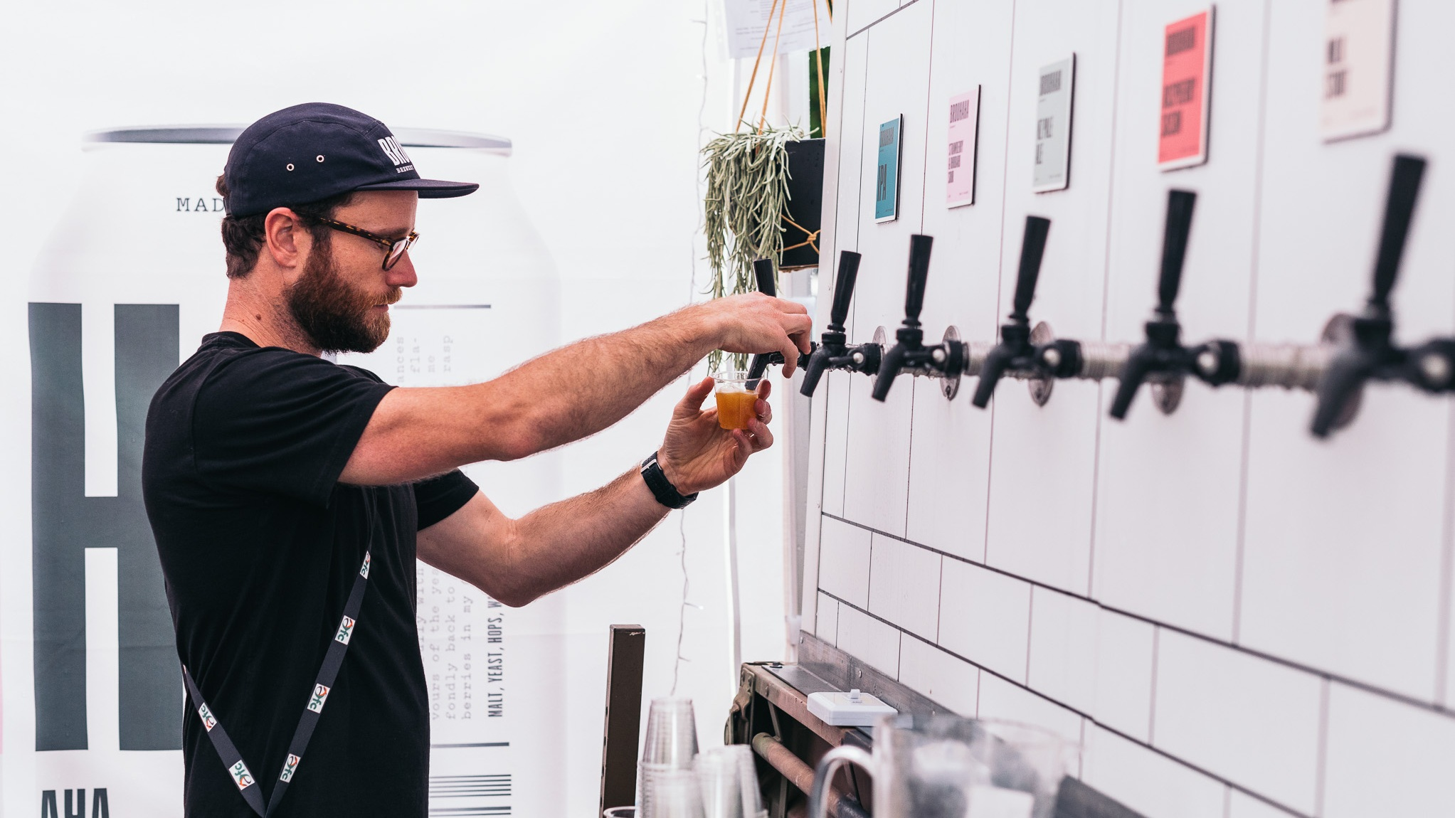Ready, set, beer! - Sample some of the 200+ brews on offer from 40 of the best craft brewers from around the country (and a few from overseas thrown in for good measure!).