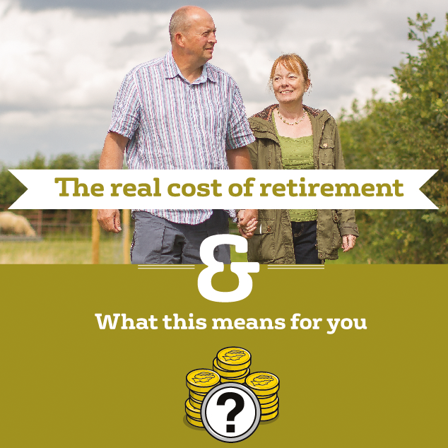 Just Retirement, Digital Infographic Campaign