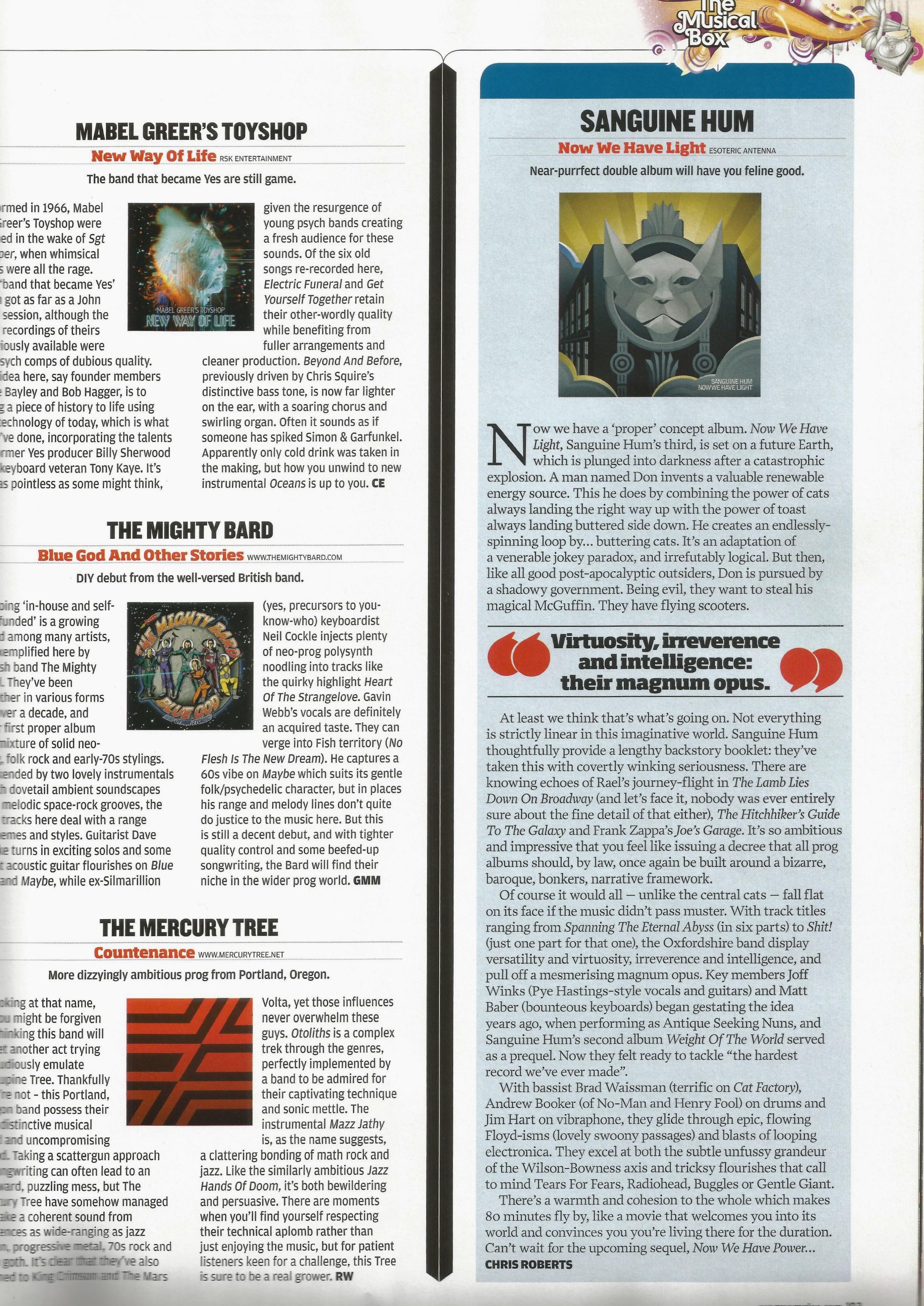 <p><strong>Prog Magazine</strong><i></i></p>