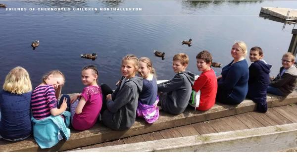Friends of Chernobyl's Children Northallerton