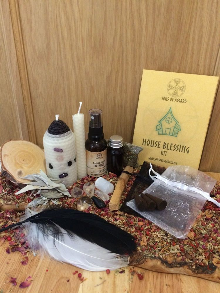 House Blessing Kit RRP £35 @  Sons of Asgard