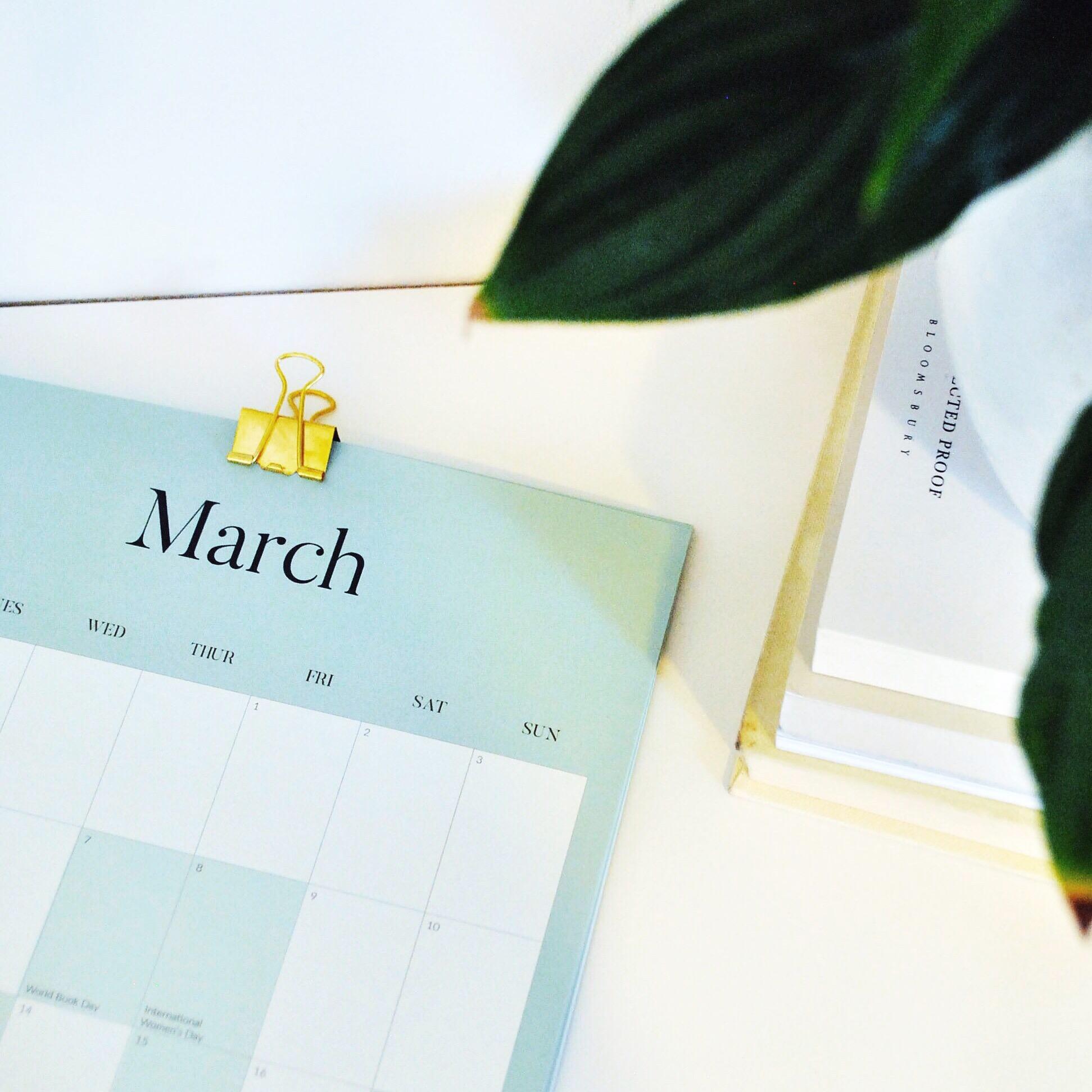 2019 Content Calendar  £̶1̶3̶.̶0̶0̶   £9.00