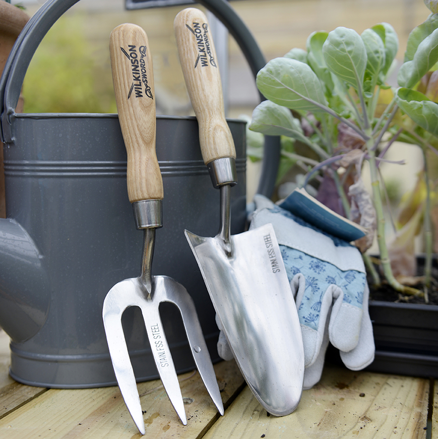 Weed it and Reap - There are a few things you could do this time of year to save yourself more work next year. Take the opportunity now in Autumn to turn the soil over to bury weeds, aerate the ground and bringing any pests to the surface for robins and other birds!