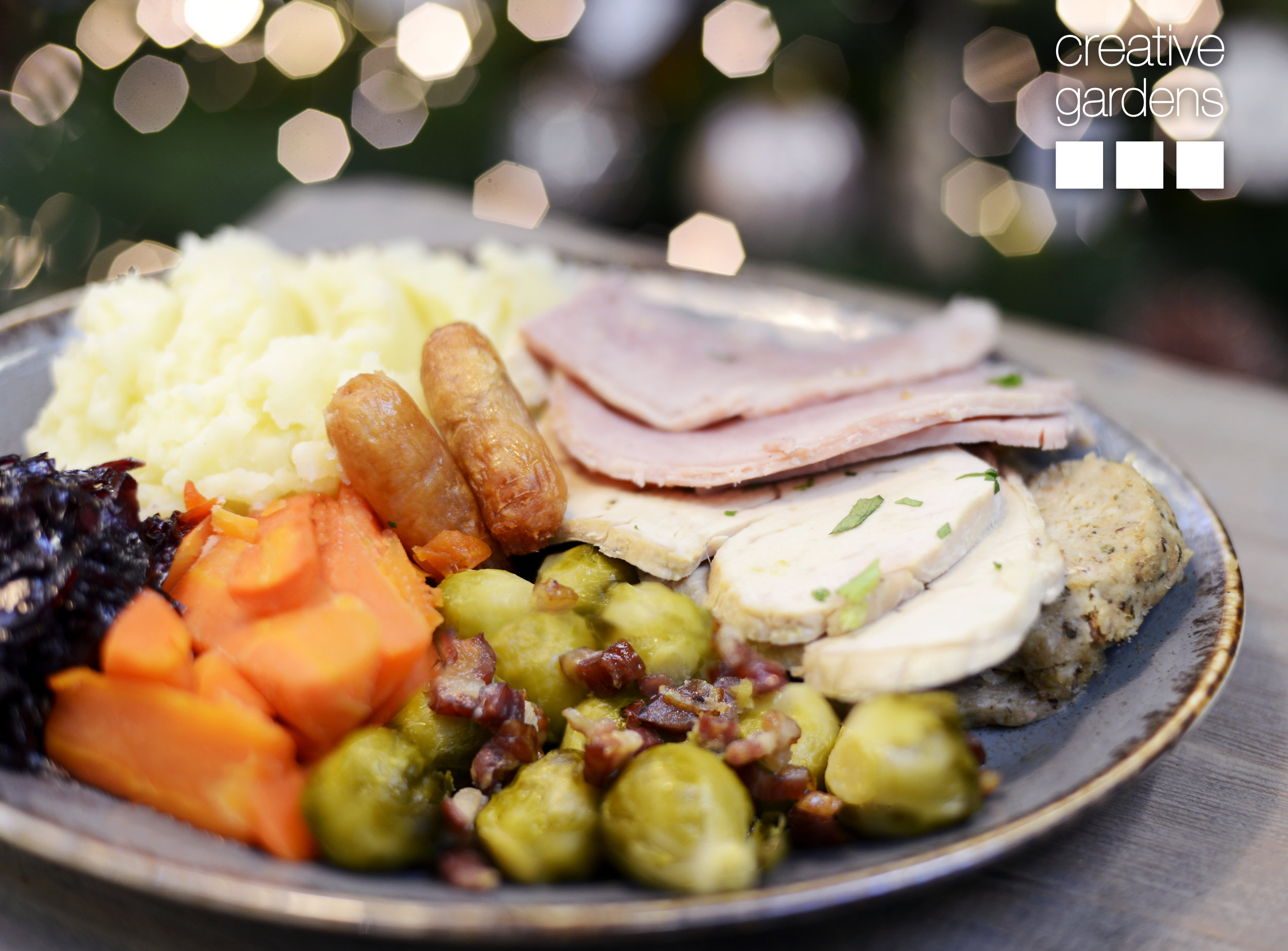 Christmas dinner - Have you tried our delicious Christmas dinner yet with Northern Irish turkey and ham? Served daily from 12.00–14.30 (12.30 on Sundays) and 17.00–19.30 on Thursday and Friday evenings in Donaghadee and Galgorm and Friday evenings only on Bushmills!