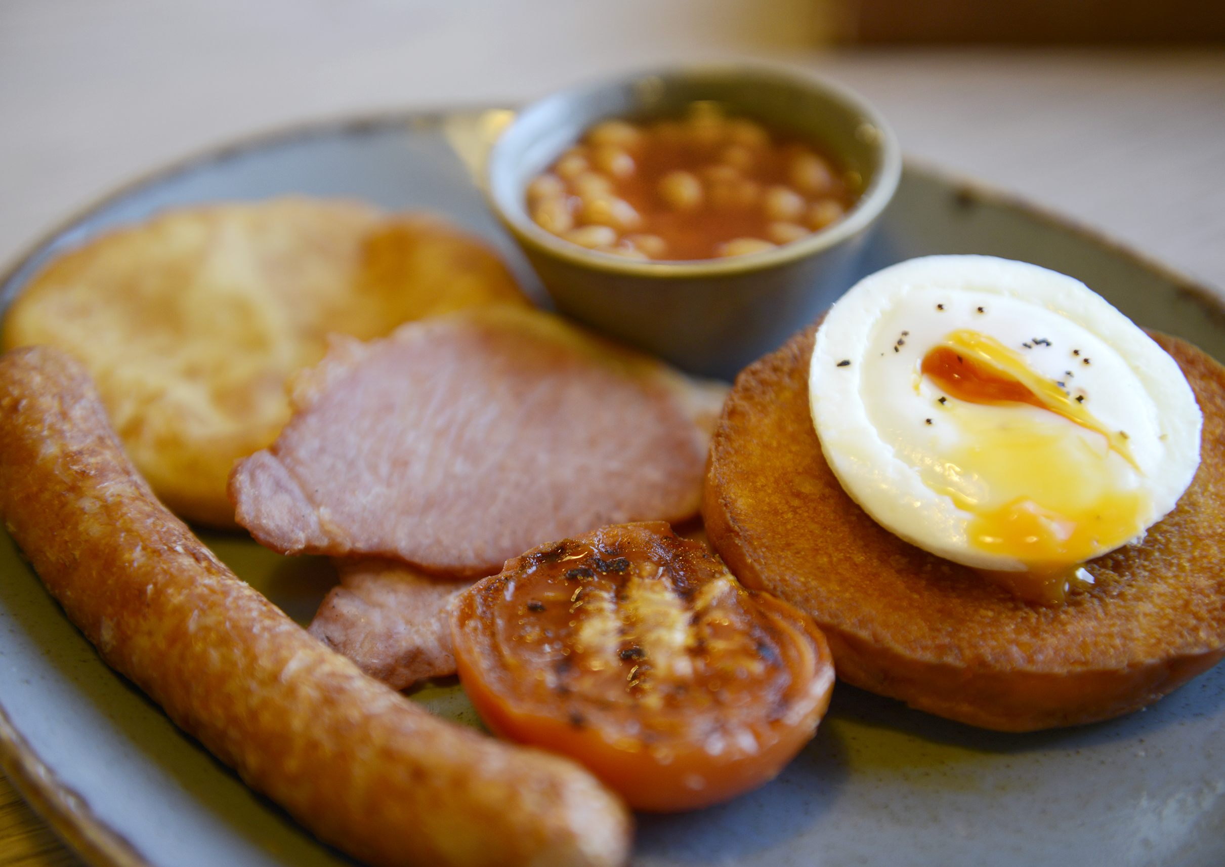 National HotBreakfast Month - It's National Hot Breakfast Month and what better excuse do you need to come try out our NEW breakfast options! *Warning the following image may make your mouth water* #nationalhotbreakfastmonth