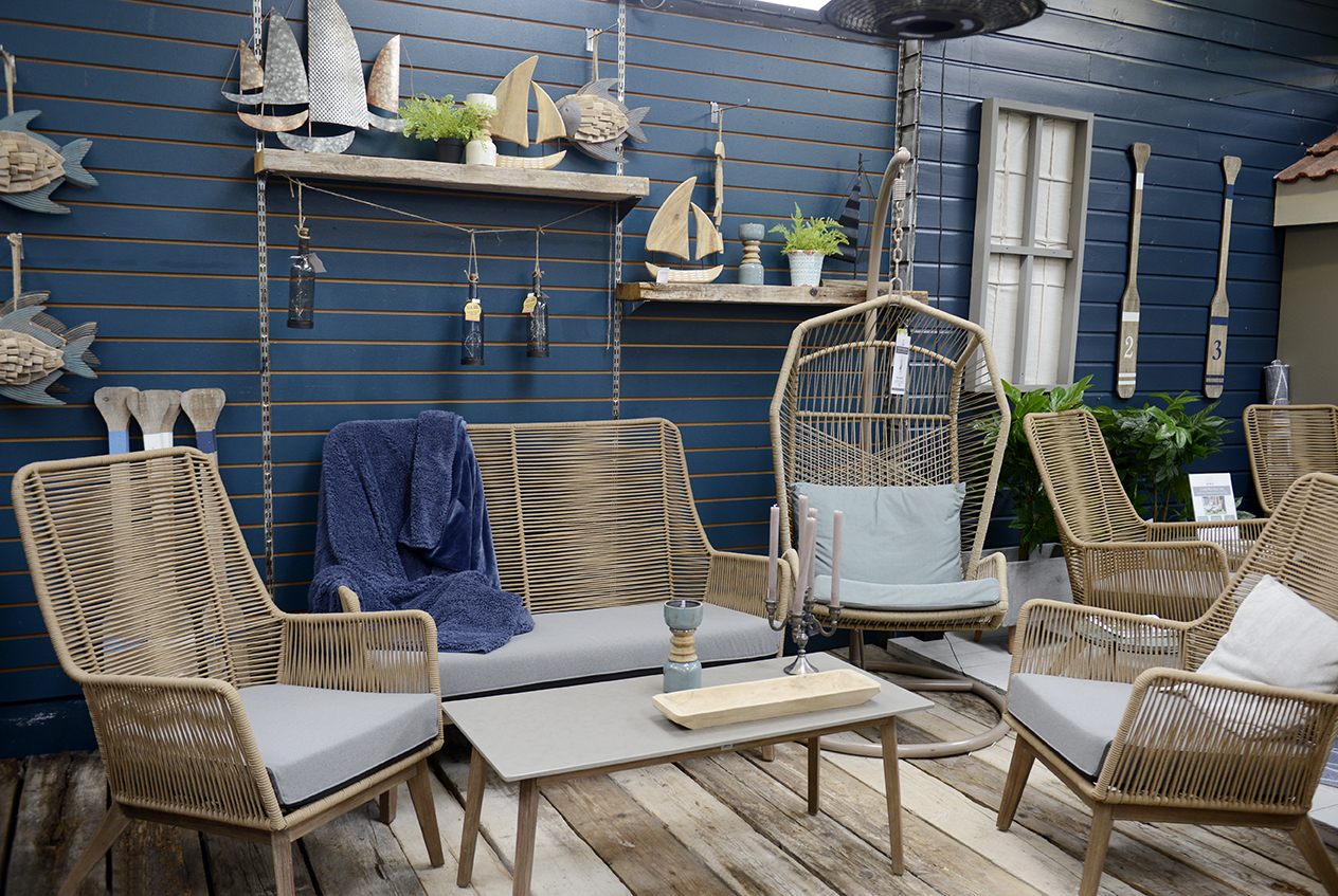 Bring the inside… OUT! - In this weather it seems a shame to spend anytime indoors so… this BANK HOLIDAY WEEKEND we are showing off our biggest range of outdoor furniture and BBQS ever at our Outdoor Living Event! Saturday 25th and Sunday 26th May.