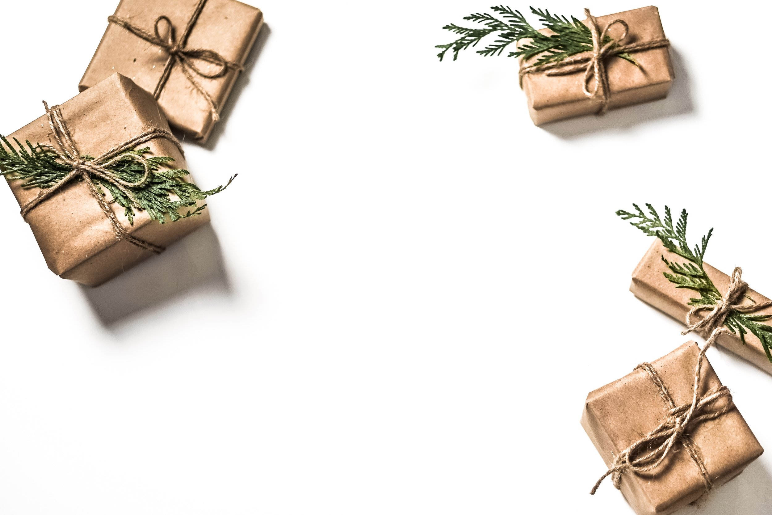 Let's Talk about Gifts -