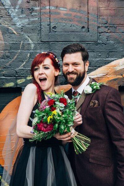 A-Black-Wedding-Dress-Graffiti-and-Halloween-in-East-London