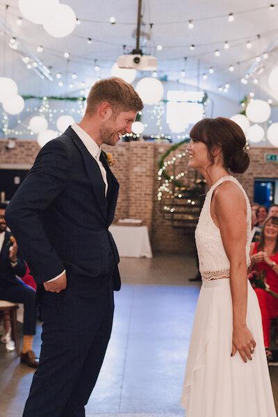 Shoreditch Studios Wedding Lisa Jane Photography
