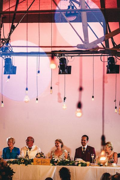 Wedding venue Shoreditch Studios