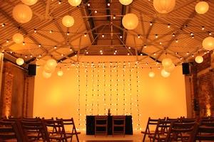 Warehouse wedding venue Shoreditch