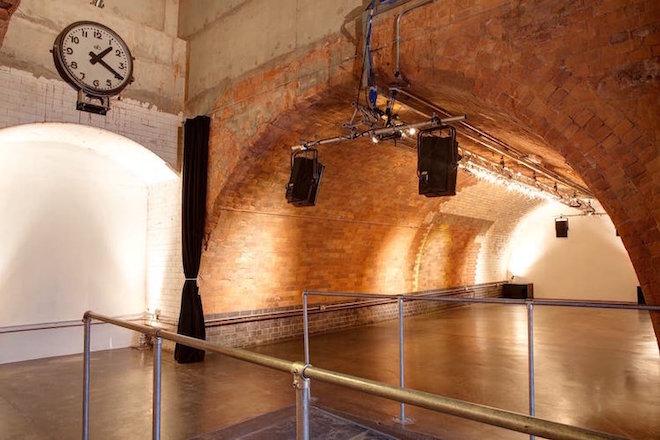 Old street event venue Kachette, Arch 1