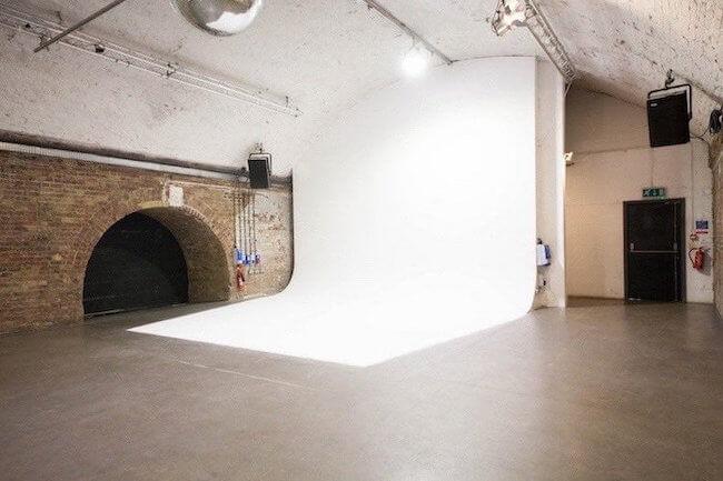 Studio space and event venue