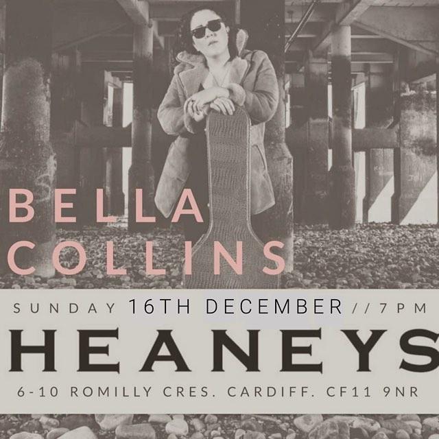 Sunday Club, getting festive at @heaneyscardiff tomorrow. 7pm (and Sunday 23rd) #cardifflifemagazine #cardiffrestaurant #cardiffdrinks #cardiff #acoustic #livemusic #pontcannalife #jazz #blues