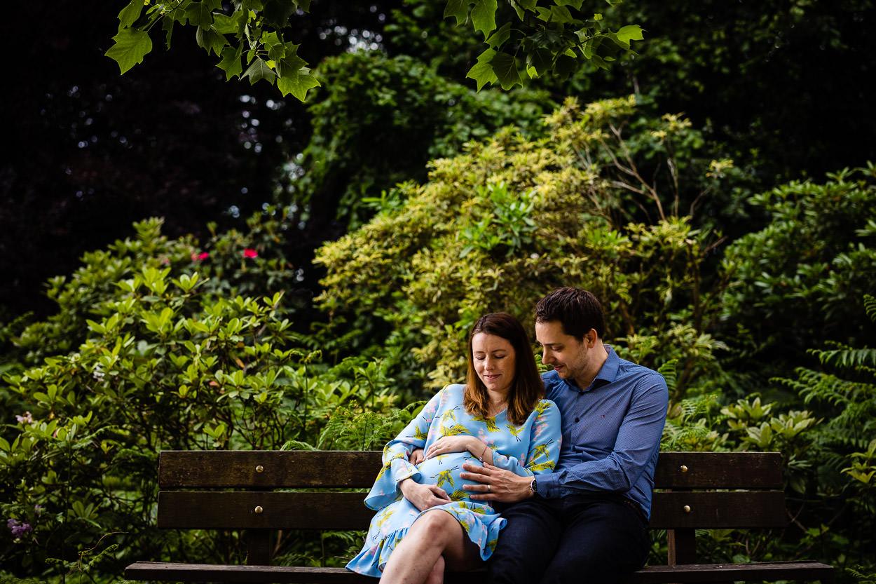 zwangerschapsreportage