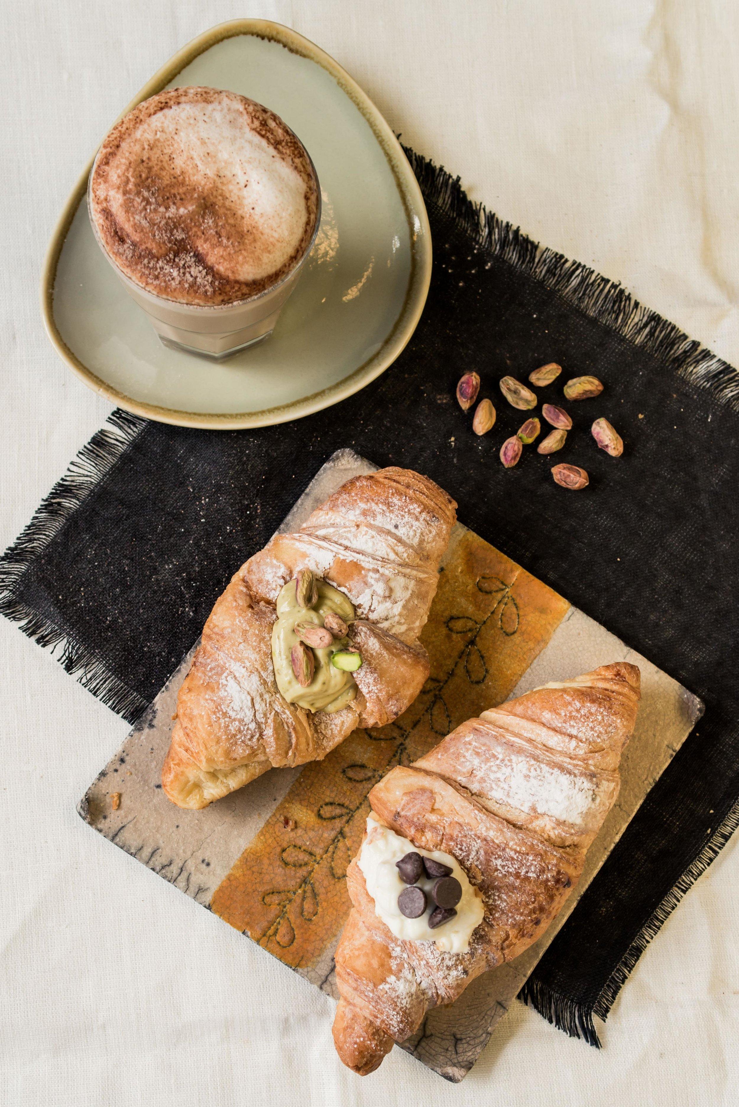 Italian breakfast Brixton