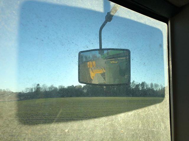 Mycket traktor nu :)